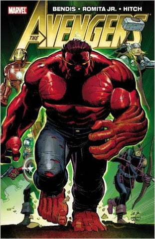 AVENGERS BY BRIAN MICHAEL BENDIS TP VOL 02