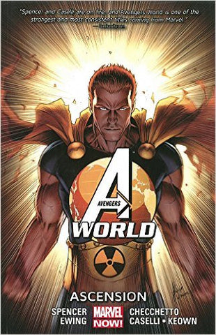 AVENGERS WORLD TP VOL 02 ASCENSION
