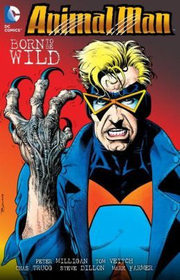 ANIMAL MAN - Vol. 4