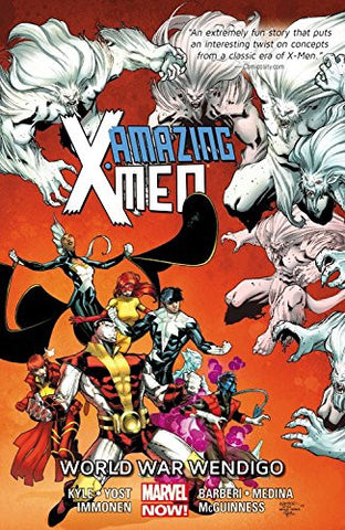AMAZING X-MEN TP VOL 02 WORLD WAR WENDIGO