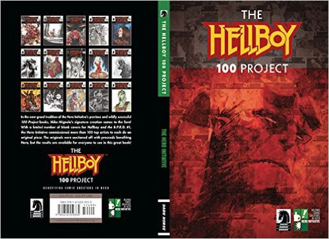 HELLBOY 100 PROJECT TP