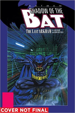 Batman: Shadow of the Bat Vol. 1 Paperback