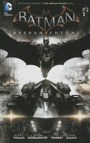 BATMAN ARKHAM KNIGHT HC VOL 01