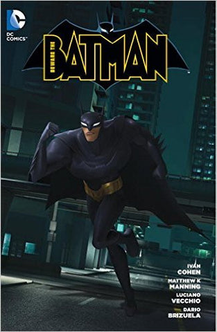 BEWARE THE BATMAN TP VOL 01