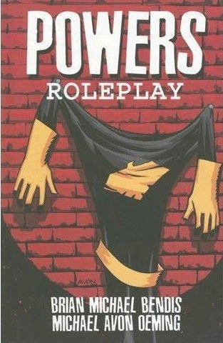 POWERS TP VOL 02 ROLEPLAY