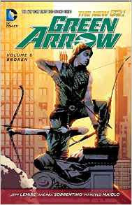 GREEN ARROW TP VOL 06 BROKEN (N52)