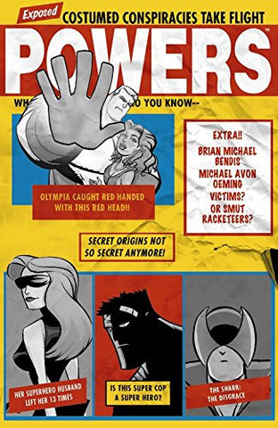 POWERS TP VOL 03 LITTLE DEATHS NEW PTG (MR)