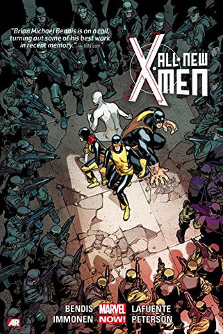 ALL NEW X-MEN HC VOL 02