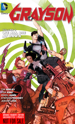 GRAYSON TP VOL 02 WE ALL DIE AT DAWN