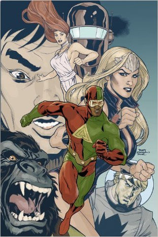 ATLAS TP RETURN OF THREE DIMENSIONAL MAN