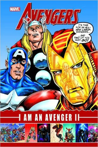 AVENGERS I AM AN AVENGER II TP VOL 02
