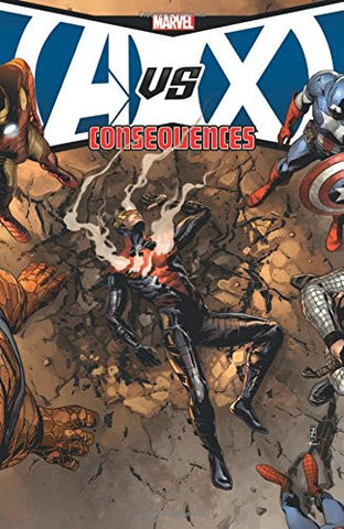 AVENGERS VS X-MEN TP CONSEQUENCES AVX