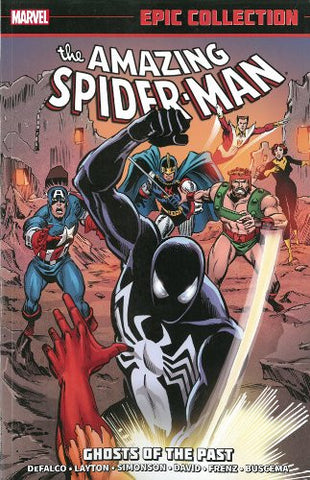 AMAZING SPIDER-MAN EPIC COLLECTION TP GHOSTS OF PAST