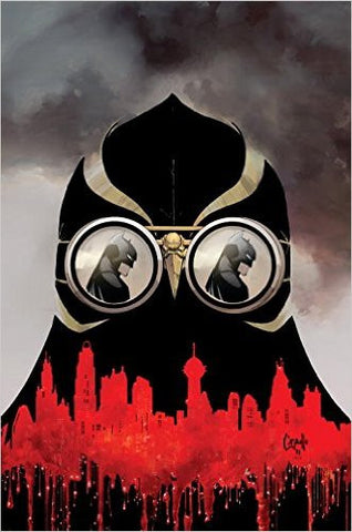 ABSOLUTE BATMAN THE COURT OF OWLS HC