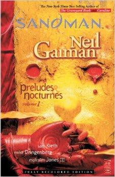 The Sandman Vol. 1 :Preludes & Nocturnes