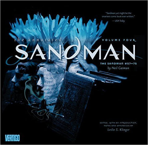 ANNOTATED SANDMAN HC VOL 04 (MR)