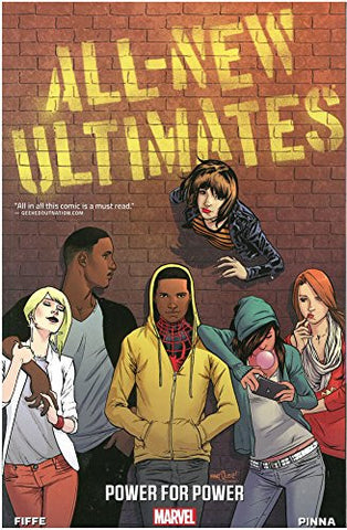 ALL NEW ULTIMATES TP VOL 01 POWER FOR POWER
