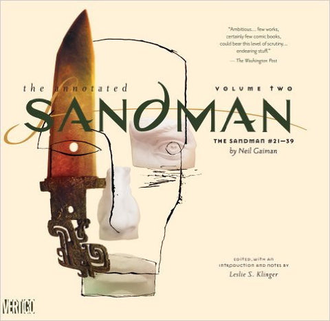 ANNOTATED SANDMAN HC VOL 02 (MR)