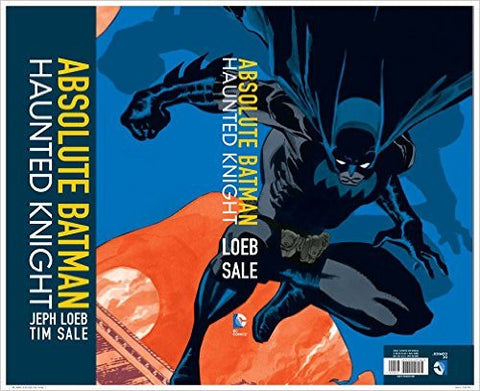 ABSOLUTE BATMAN HAUNTED KNIGHT HC