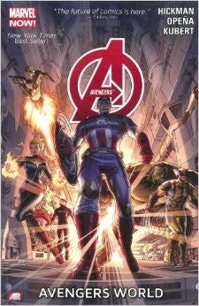 AVENGERS - Avengers World - Vol 1