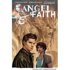 ANGEL & FAITH - Death and Consequences