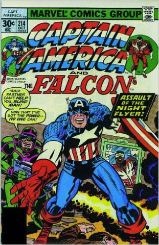 CAPTAIN AMERICA & FALCON SWINE TP