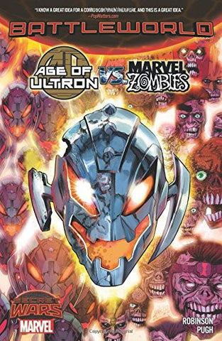 AGE OF ULTRON VS MARVEL ZOMBIES TP
