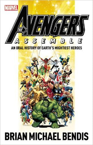 AVENGERS ASSEMBLE HISTORY OF EARTHS HEROES GN TP