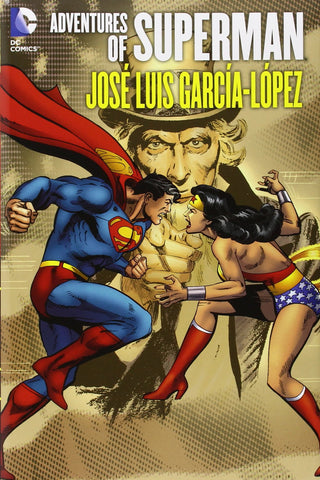 ADVENTURES OF SUPERMAN JOSE LUIS GARCIA LOPEZ HC