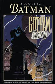 BATMAN - Gotham by Gaslight, New Edition