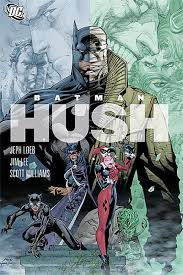 BATMAN - Hush Complete