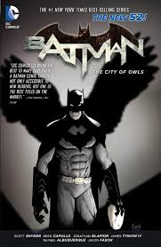 BATMAN - The City of Owls Vol.2