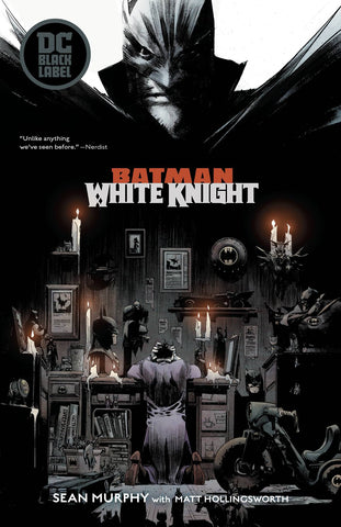 Batman White Knight tpb