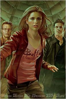 Buffy the Vampire Slayer - Season 8 Library Edition Vol. 4