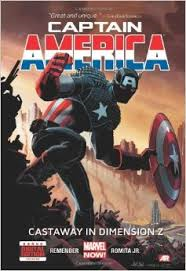 CAPTAIN AMERICA - Castaway in Dimension Z, Book 1( Marvel Now)