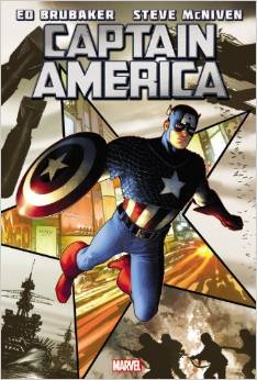 CAPTAIN AMERICA by Ed Brubaker - Vol 1