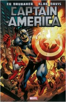 CAPTAIN AMERICA by Ed Brubaker - Vol 2