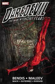 DAREDEVIL The Man without fear!