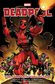 DEADPOOL The complete Collection