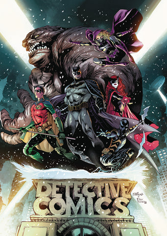 Batman Detective Rebirth Vol 1 Rise Of The Batmen