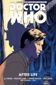 Doctor Who - Afterlife, 11th Doctor, Vol. 1