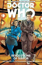 Doctor Who - Revolutions of Terror, 10th Doctor, Volume 1