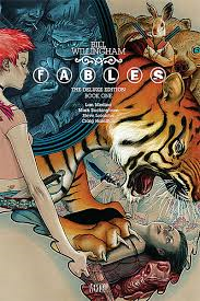 FABLES - Deluxe Editions Vol.1 Hardcover