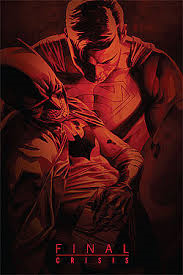 FINAL CRISIS - New Edition