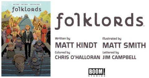 Folklords tpb