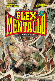 Flex Mentallo - Man of Muscle Mystery