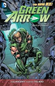 GREEN ARROW - Triple Threat Vol. 2