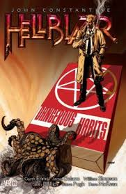 HELLBLAZER - Dangerous Habits Vol.5