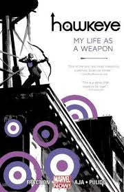 Hawkeye - My life as a weapon, Vol.1 (Marvel Now)
