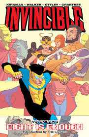 INVINCIBLE - Eight is Enough, Vol. 2